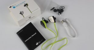 EC Technology Sports Bluetooth Headphones