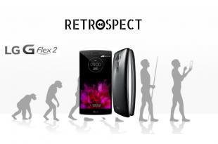 LG G Flex 2 Retrospect