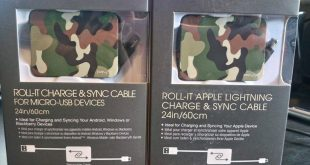 PNY Sync Cables Giveaway