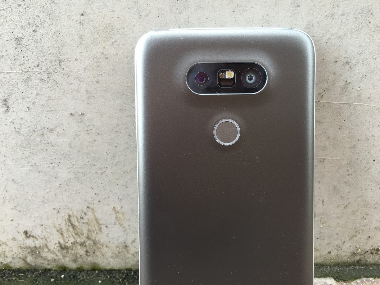 Lg G5 Review Extreme Modularity Mobiletechtalk L20 4gb White Top