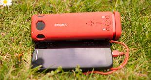 puridea 8000mAh powerbank and bluetooth speaker