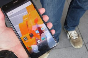 Wileyfox Spark hands-on
