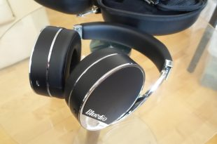 Bluedio Vinyl Plus Bluetooth Headphone Review