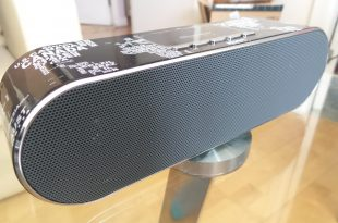 Bluedio AS-BT Bluetooth Speaker Review