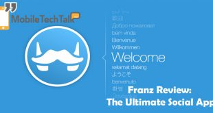 Franz Review: The Ultimate Social App
