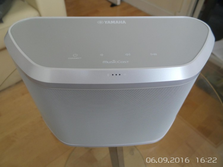 yamaha wx 030 wireless speaker review mobiletechtalk. Black Bedroom Furniture Sets. Home Design Ideas
