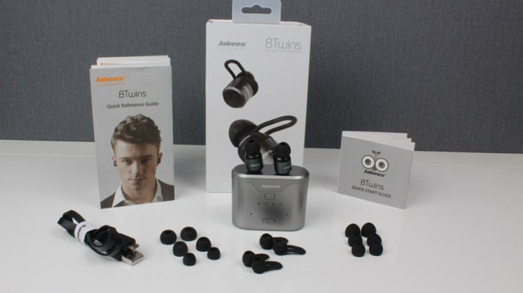 Jabees BTwins Earbuds