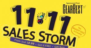 November Sales Storm