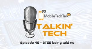 Talkin' Tech Episode 48 – BTEE Being Told No