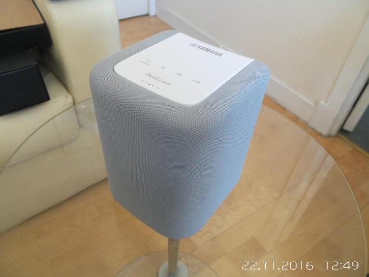 Yamaha MusicCast WX-010 Wireless Speaker Review - MobileTechTalk b37f4846e0c13