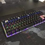 Geezer Mechanical Keyboard
