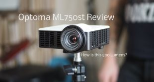 Optoma ML750st Review