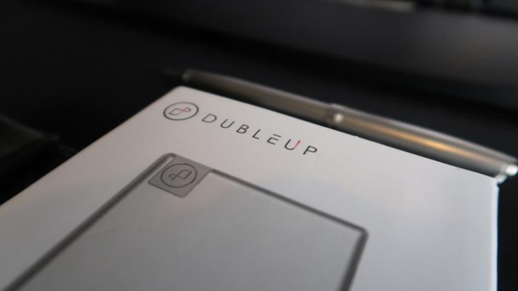 Dubleup Credit Card Size Battery