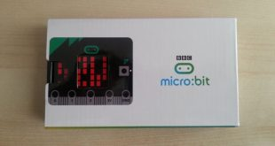 BBC micro:bit packaging