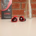 KitSound Comet Earbuds