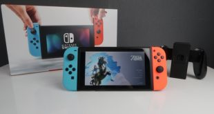 Nintendo Switch: A Casual Gamers Review