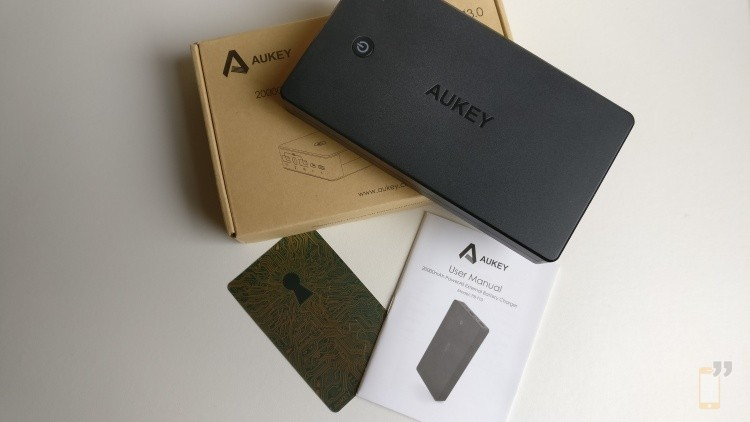 Aukey 20.000mAh Power Bank