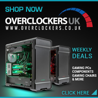 Shop @ Overclockers.co.uk