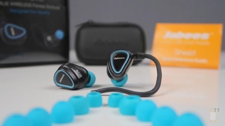 33fa8a81a79 Jabees Shield Bluetooth Ear Buds: Great Audio; Fatal Flaw ...