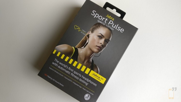 Jabra Sport Pulse SE in-ear Headphones
