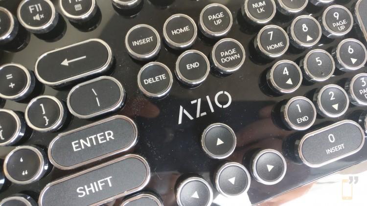 AZIO MK-Retro Keyboard