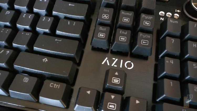 AZIO MGK-L80 RGB Keyboard