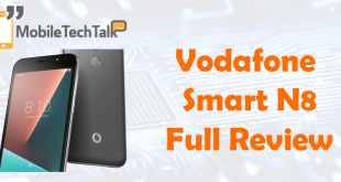 Review: Vodafone Smart N8