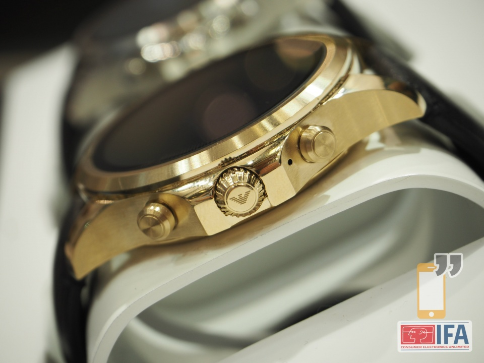 Armani Smartwatch IFA 2017