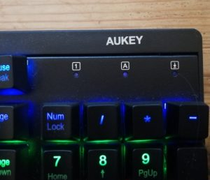 Aukey KM-G6 Review