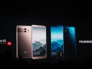 Mate 10 Launch