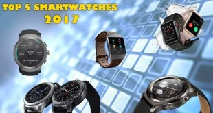 Top 5 Smartwatches of The Year 2017…So Far