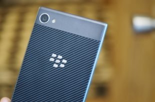 BlackBerry Motion Hands on