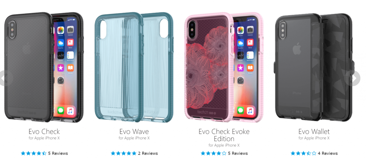 purchase cheap a8336 b7cf2 Review: Tech21 Evo Check Evoke Edition for the iPhone X - MobileTechTalk