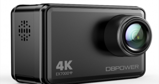 DBPower Holiday Deals: DBPower EX7000 4K Action Camera
