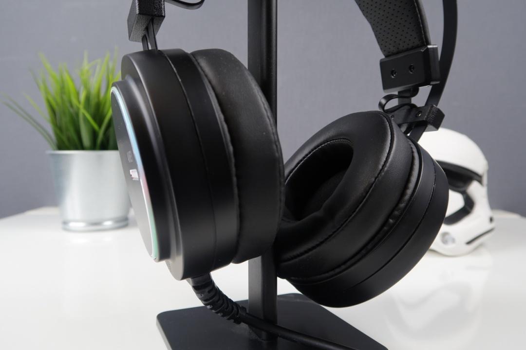 Kết quả hình ảnh cho Aukey GH-S5 RGB Gaming Headset Review