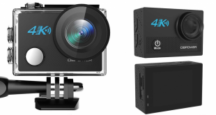 DBPower Holiday Deals: DBPower 4K action-camera on the cheap