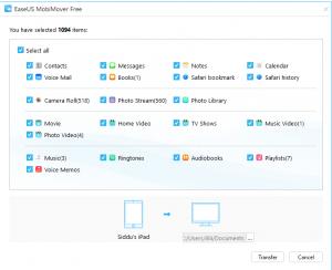 EaseUS MobiMover 3 0 Review - MobileTechTalk
