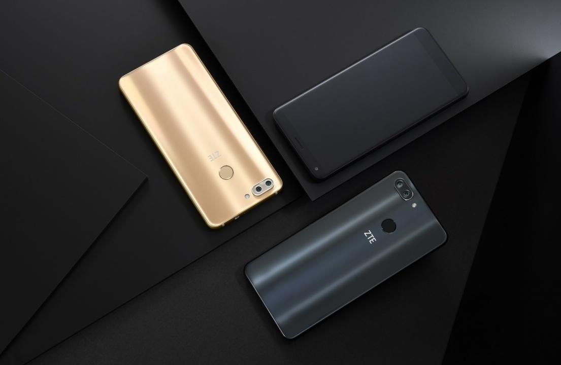 The Zte Blade V9 Announced Mwc 2018 Mobiletechtalk