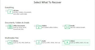 Stellar Windows Data Recovery Professional V7 Review