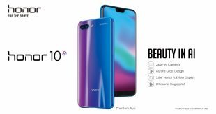 Honor 10 Launched: There's Beauty In AI