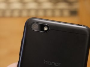 Honor 7s extended First look