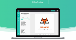 DesignEvo Mobile App – Helps You Create Logos Easily