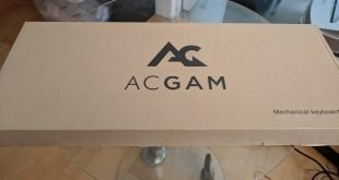ACGAM AG-109R RGB Gaming Mechanical Keyboard Review