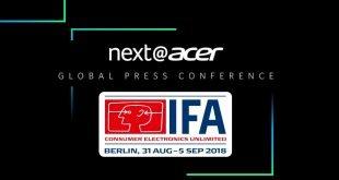 Acer IFA 2018