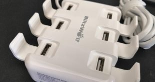 Blitzwolf BW-S4 Desktop Charger Review