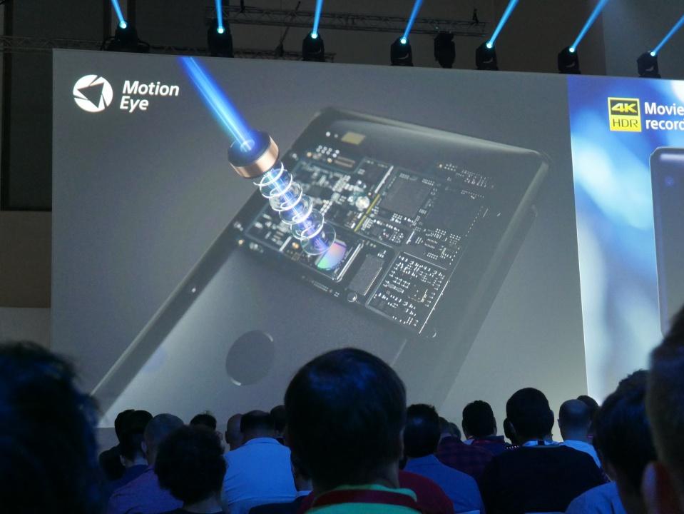 Xperia XZ3 Launch
