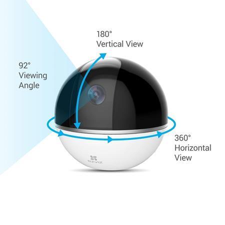 EZVIZ C6T IP Camera Review - Simple Indoor Security - MobileTechTalk