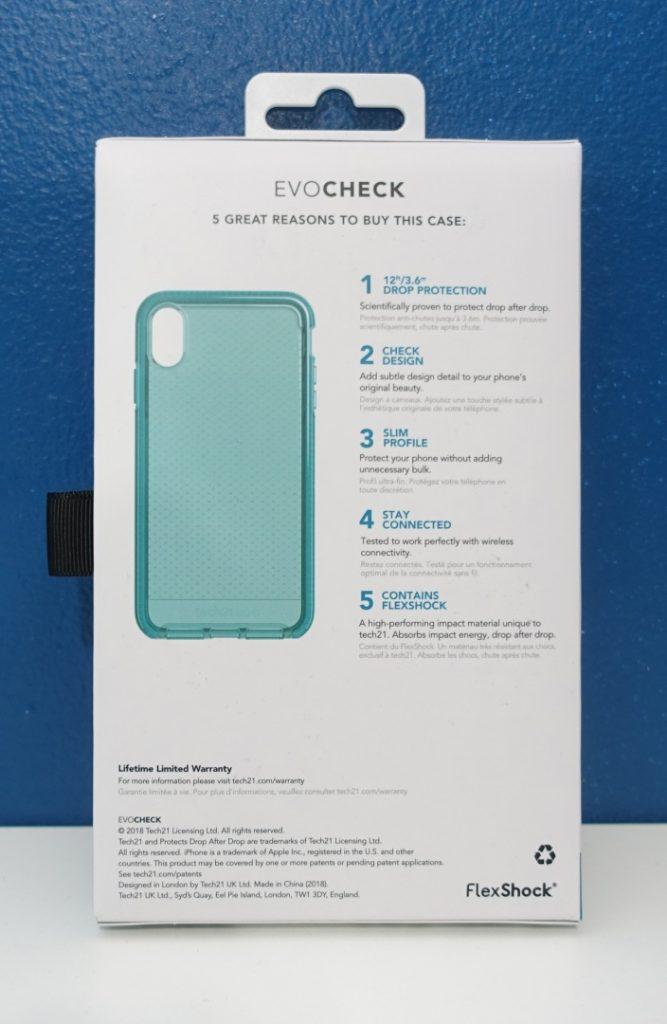 tech21 evo check iphone xs max case review mobiletechtalk. Black Bedroom Furniture Sets. Home Design Ideas