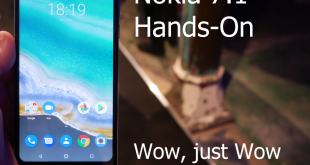 Nokia 7.1 hands on