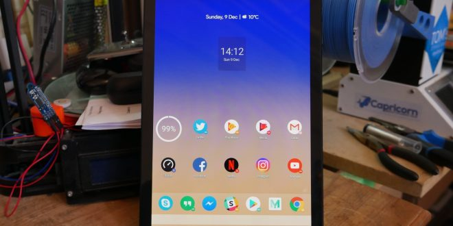 Samsung Galaxy Tab S4 Review, Still just an Android Tablet.